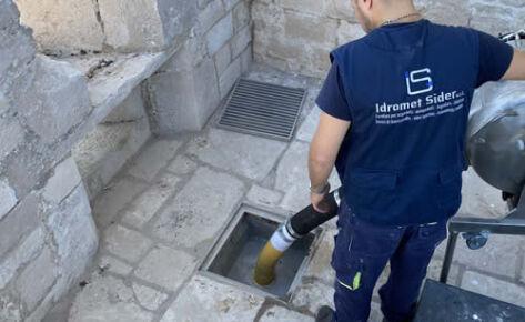 """Risanamento pluviali e colonne di scarico con tecnologie """"senza scavo"""""""